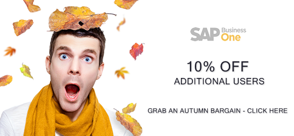 10% Off SAP Licences