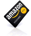 Subscribe for a chance to win a £10 Amazon e-voucher